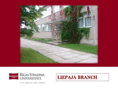 1. 2 Education in Latvia Basic education (9 year) Secondary School (3 year) University (4-6year) College (2-3 year) Vocational School (1-2-3-4 year)