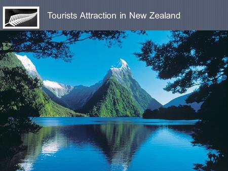 Tourists Attraction in New Zealand. Fiordland National Park and Milford Sound, South Island Milford Sound is Fiordland's most popular destination offering.