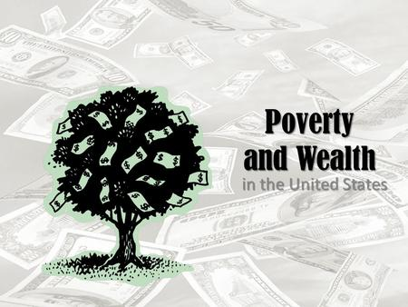 Poverty and Wealth in the United States. Long Valley, NJ Based on what you found in your homework, how does Long Valley compare to other places… – In.