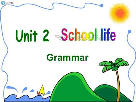 Grammar point least health online timetable n. 分数 adj. 最少的 n. 健康 adj. 在线的,联网的 n. 时刻表,时间表 New words.