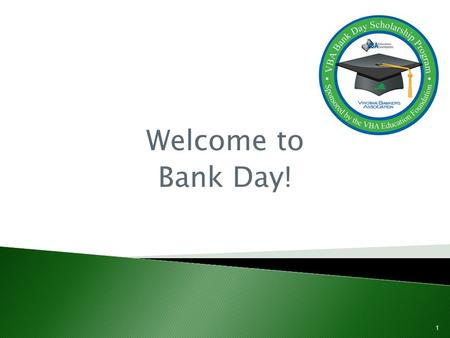 Welcome to Bank Day! 1. 2  Structure  Function  Income  Expense 3.