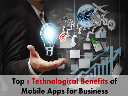 Overview The mobile technology has totally changed the way customers interact with their business requirements. The increasing use of the smartphones.