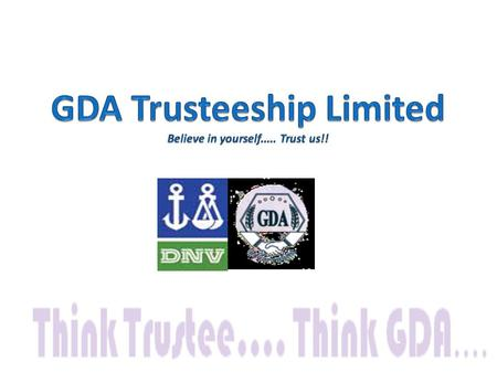  First Non Banking Private Sector Trustee Company registered with SEBI in the year 1998.  Total trusteeship assignments handled as on date amounting.