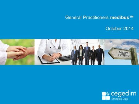 General Practitioners medibus™ October 2014.  A generally low familiarity with NHRMC Infant Feeding Guidelines 2013 is seen among general practitioners,