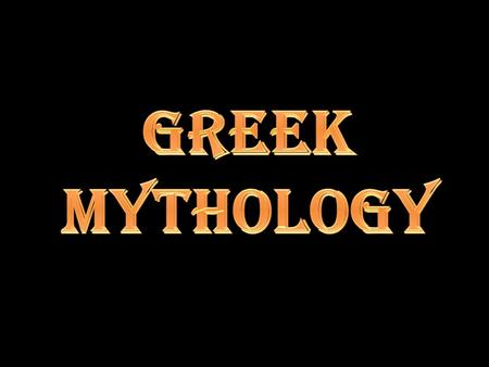 Greek myths were passed on verbally thousands of years ago, but we still see things that came from the myths around us today. Have you seen them?