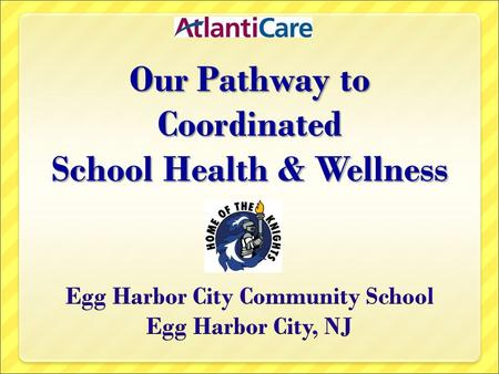 A little bit about EHCCS… DFG A School 80% Free & Reduced Lunch Diverse Community Pre K – 8 th Grade 500 Students – 2 Schools 1 Bus – All walkers! Healthy.