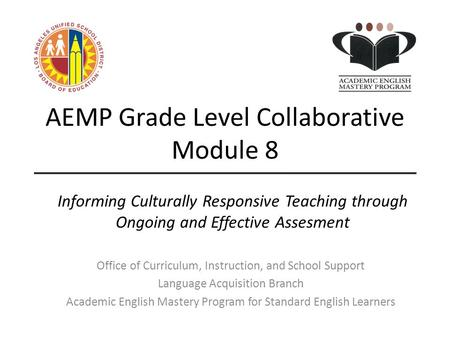 the academic english mastery program aemp essay Explore log in create new account upload.