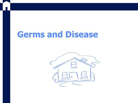 Germs and Disease. Microbiology (1) Microbiology is the study of organisms not visible to the naked eye, thus requiring the use of a microscope to see.