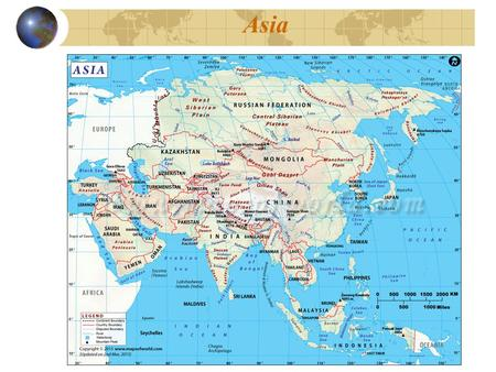 Asia. India India: Geography India is considered a subcontinent – a large area of land separated from the rest of a continent by a natural barrier.