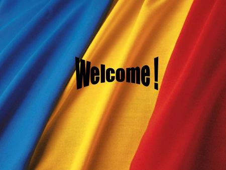 Welcome !.  Romania is one of the largest countries in Europe (the size of the United Kingdom or roughly half of France), with a population of approx.