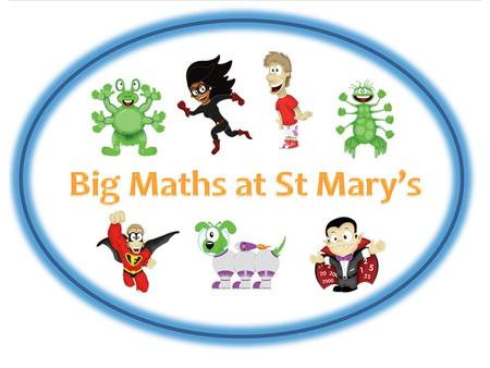 It is a daily sequential programme of mental maths provision, with a strong emphasis on learned facts and developing the mental agility to do something.