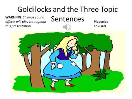 goldilocks history The meaning, origin and history for the user-submitted name goldilocks.