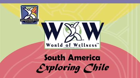 South America Exploring Chile. Has anyone travelled to South America? What interests you about Chile? What excites you about taking this trip? Before.