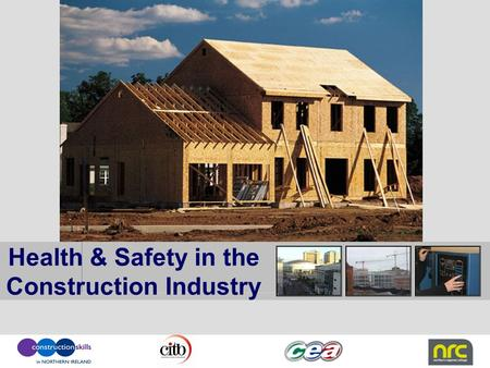Health & Safety in the Construction Industry