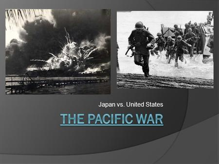 Japan vs. United States. Isolationism  As the US endured the Depression in the 1930s, tensions were rising in Europe  Majority of population in the.