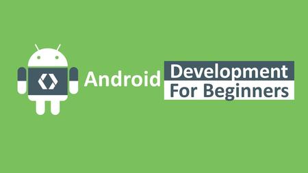 Android Development For Beginners. What is Android? Android is an open mobile phone platform that was developed by Google and later by Open Handset Alliance.