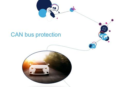 CAN bus protection. Click here to continue to next slide Is this presentation suited for you? Where do you stand with CAN bus protection? 2 I am not familiar.