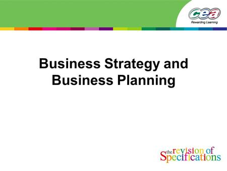 Business plan financial objectives involve