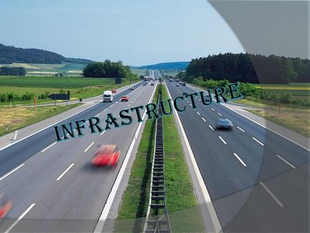 Infrastructure is basic physical and organizational structures needed for the operation of a society or enterprise or the services and facilities necessary.