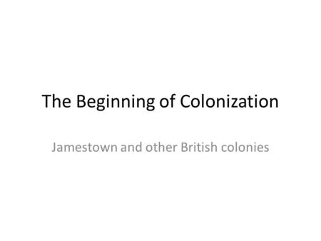 jamestown and plymouth similar Quizlet is a great source to explore the similarities and differences between jamestown and plymouth i highly recommend studying the flashcards to learn more and then taking the test to challenge your knowledge of the two colonies.