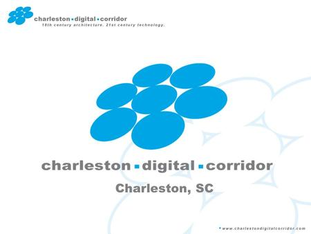 Charleston, SC. Charleston Digital Corridor The mission of the Charleston Digital Corridor is to attract, nurture and grow knowledge-based companies.