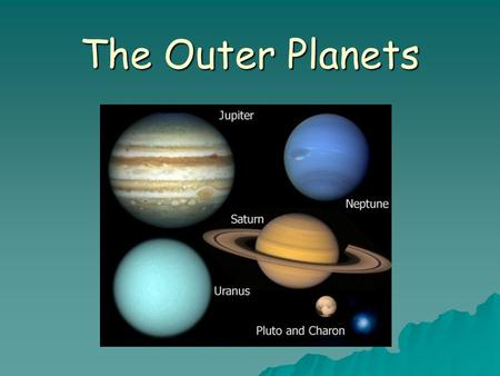 large outer planets - photo #46