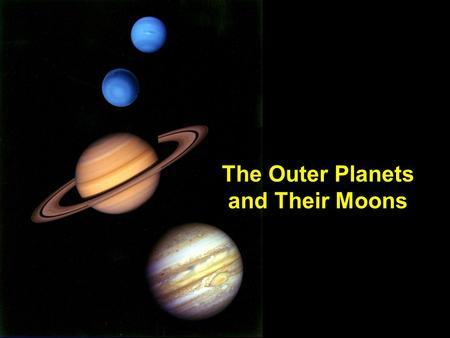 outer planets and their characteristic - photo #12