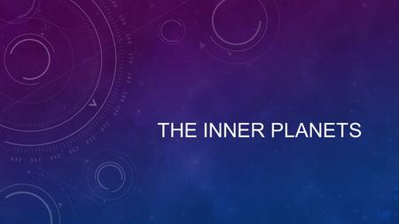 THE INNER PLANETS. WHAT DO THEY ALL HAVE IN COMMON? Q : Which planet is largest? Q : Which planet has the most moons? Q : Which planet is most similar.