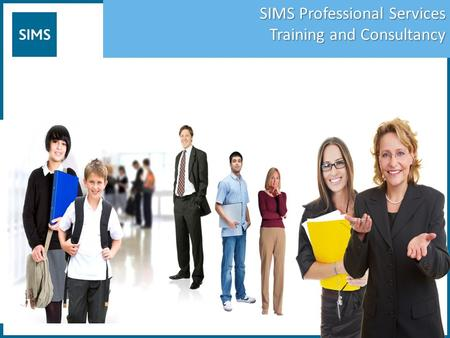 SIMS Professional Services Training and Consultancy.