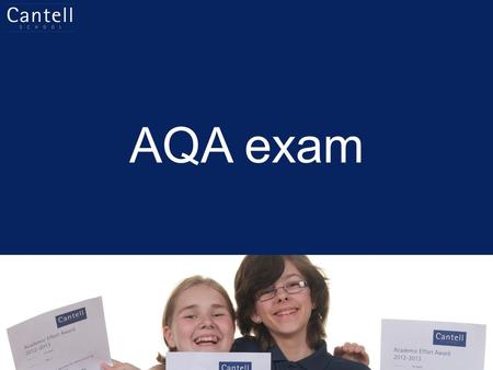 AQA exam. Are you ready? Do you have lots of black pens and different coloured highlighters? Do you know your timings? Are you going to write them down.