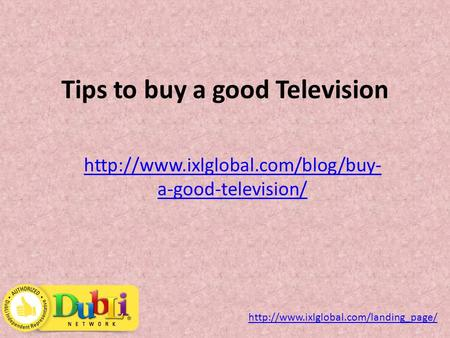 Tips to buy a good Television  a-good-television/
