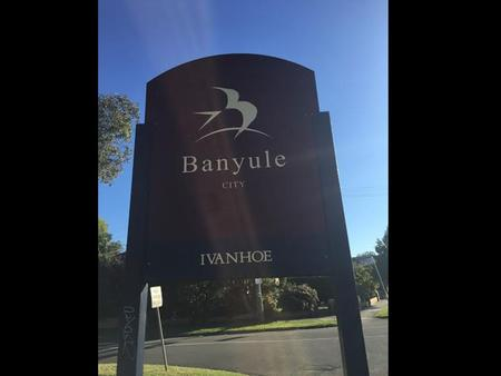 Ivanhoe  Ivanhoe is a north- east suburb located 9- 10 kilometers from the Melbourne CBD.  It was named after the novel 'Ivanhoe' by Sir Walter Scott.