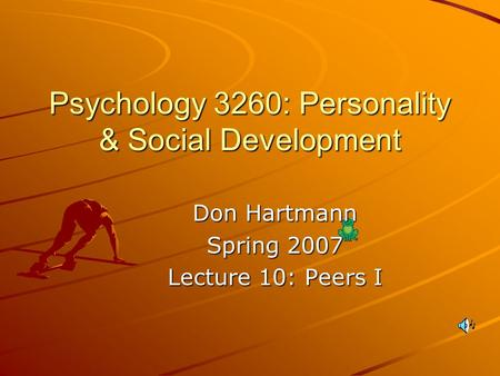 personality psychology and kenny The baron and kenny (1986) method is an analysis strategy for testing  journal  of personality and social psychology, 51, 1173-1182.