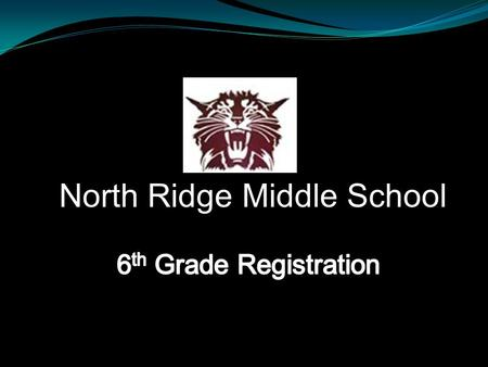 North Ridge Middle School. What Classes Do I Have To Take Next Year?  English/Language Arts  Math  Social Studies  Science  PE  1 elective class.