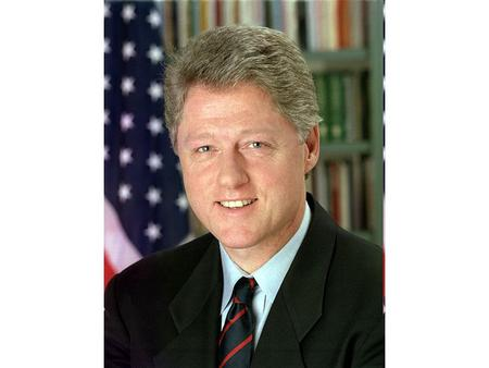 The Presidency of Bill Clinton Objective Determine the extent to which the Clinton presidency produced… –Economic successes –Foreign policy successes.
