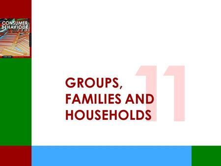 GROUPS, FAMILIES AND HOUSEHOLDS. Copyright  2005 McGraw-Hill Australia Pty Ltd PPTs t/a Consumer Behaviour by Karen Webb Slides prepared by Sarah Fletcher.