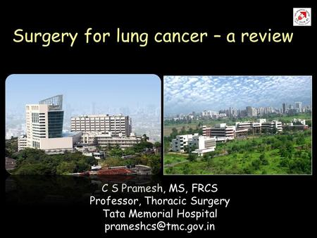 Surgery for lung cancer – a review