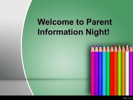 Welcome to Parent Information Night!. Ways to Contact Me Mrs. Williams- Mrs. Bass- David Elementary 281-298-4700.