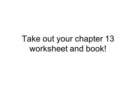 "Take out your chapter 13 worksheet and book!. What does ""aficion"" mean? What is an ""aficionado""? (pg 136)"