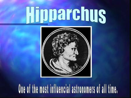 Hipparchus and Trigonometry Hipparchus founded trigonometry, by computing the first trigonometric function, namely, a chord tables.