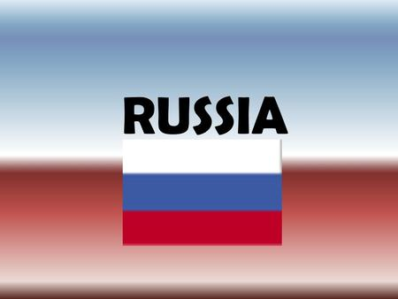 "RUSSIA. GDP = 5.6% ""Gross Domestic Product"" means all of a countries production. It is what everything that country owns added all together. Inflation."