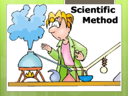 Steps in the Scientific Method Observation Hypothesis Experiment Data Collection Conclusion Retest.