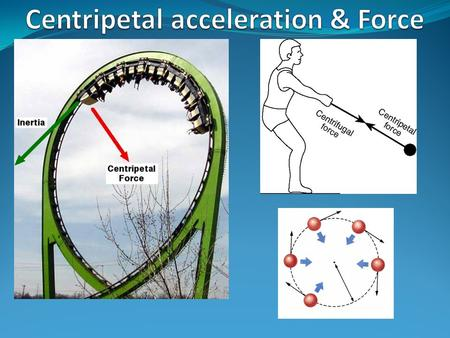 1.To consider speed & velocity around a circle 2.To consider acceleration as a change in velocity 3.To define an equation for centripetal acceleration.