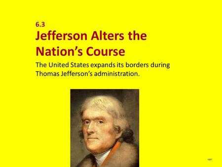 characterization of thomas jefferson the president of the united states Start studying president of the united state thomas jefferson  that i will faithfully execute the office of the president of the united states.