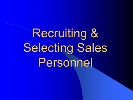 Sourcing vs. Recruiting – What's the Difference?