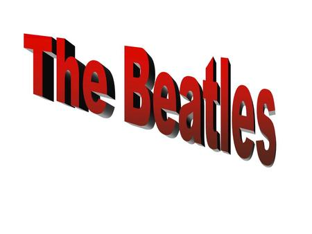 The Beatles is iconic rock and pop band from Liverpool, United Kingdom. They are one of the most commercially successful and most popular bands in the.