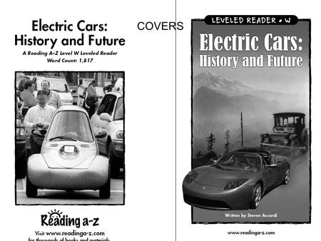 COVERS.  ada/2010kids/blankpages/electriccarvideos_files/fra me.htm Click here to watch 3 videos about.