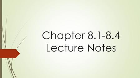 Chapter 8.1-8.4 Lecture Notes. 8.1Introduction  James Madison wanted the states to unite and work together  Colonists worried about strong central/national.