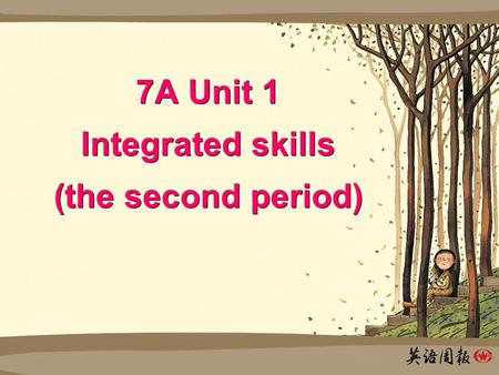 7A Unit 1 Integrated skills (the second period). Review the new words sports adj. 运动的 ; 有关运动的 news n. 新闻 ; 消息 score vt. & n. 得分 player n. 运动员, 选手 team.