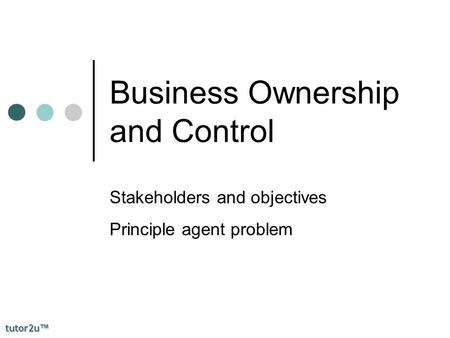 stakeholders unit 1 assignment 1 Unit 1: the business environment unit code: y/502/5408 qcf level 3:   organisations and the influence of stakeholders and how businesses organise   assignment 1: two businesses on our doorstep – report on two contrasting.